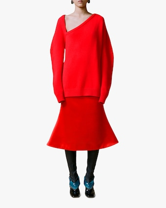 Christopher Kane Open Neck Sweater 2