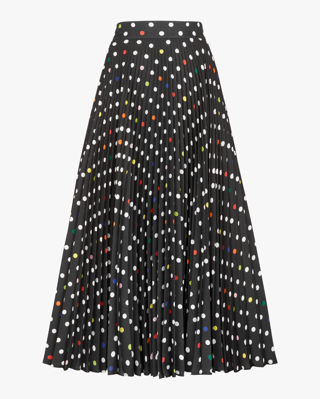 Christopher Kane Pleated Skirt 0