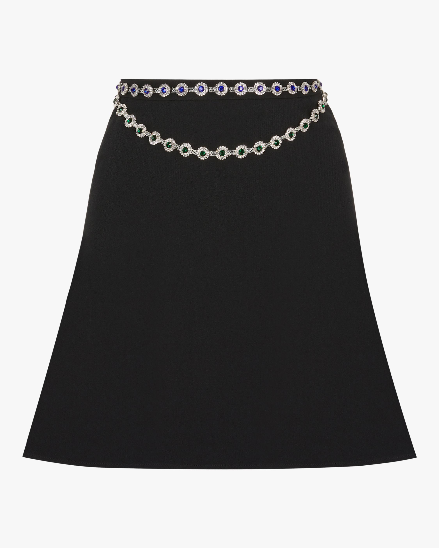 Christopher Kane Flower Cupchain Mini Skirt 1