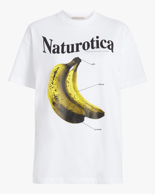 Christopher Kane Banana T-Shirt 0