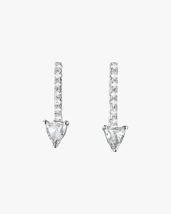 Thelma & Lousie Arrow Diamond Earrings