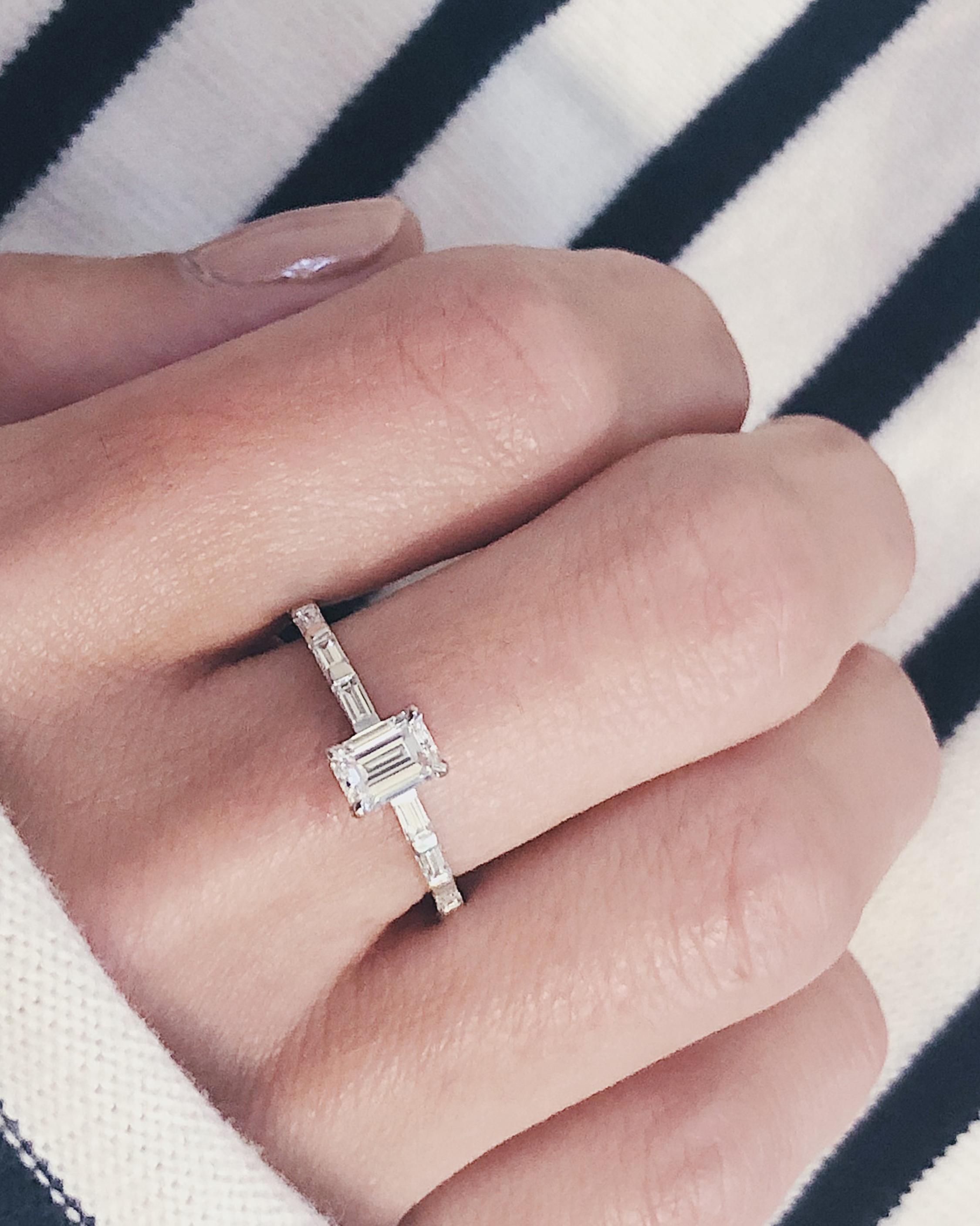 Chérut Bridal Step Up Ring 1