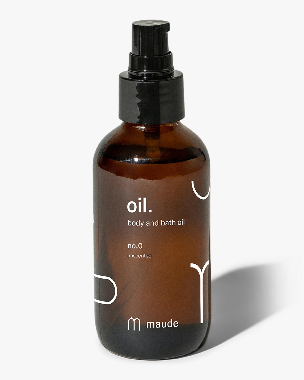 maude Oil no. 0 4 oz 0