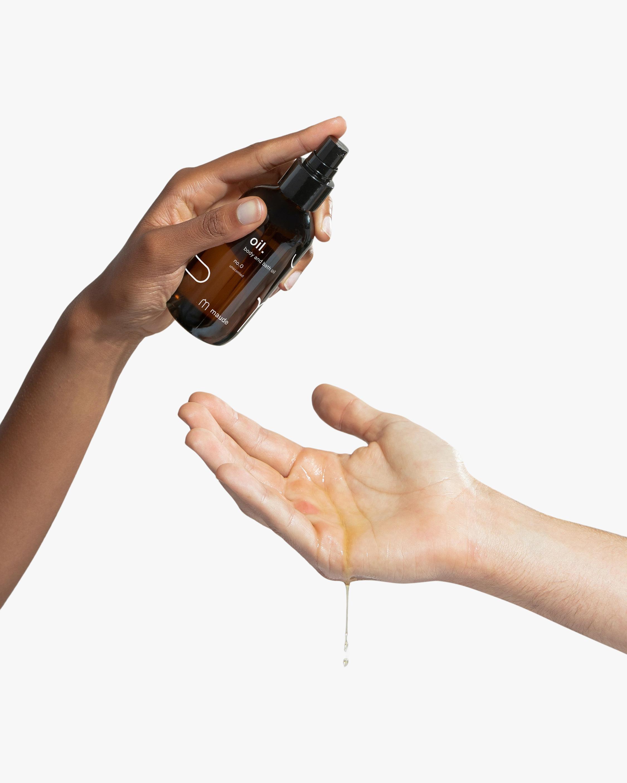 maude Oil no. 0 4 oz 1