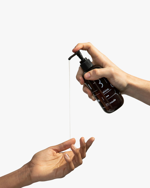 maude Shine Silicone Lubricant 8 oz 1