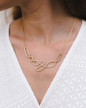 Chandally Equilibrium Necklace 2
