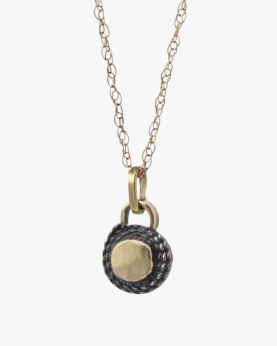 Chandally Small Pupil Pendant Necklace 1
