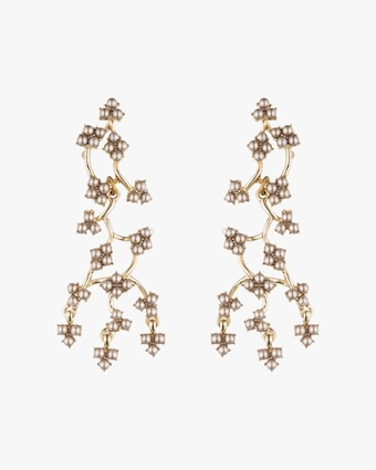 Jackie Drop Earrings