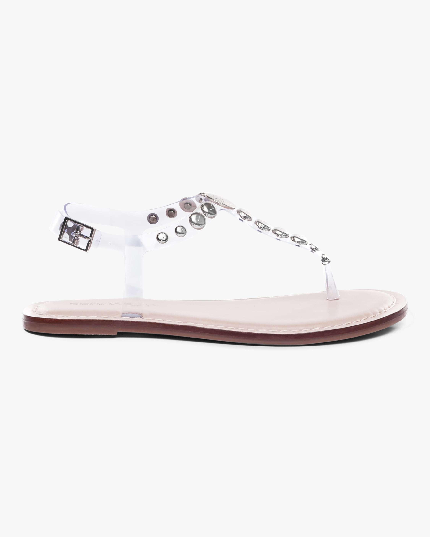 Bernardo Mojoz Studded Thong Sandal 1