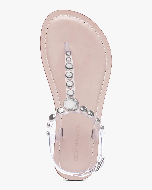 Bernardo Mojoz Studded Thong Sandal 3