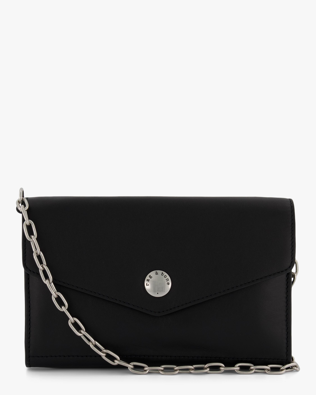 Atlas Chain-Strap Wallet