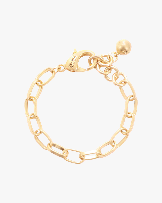 Lulu Frost Oval Link Bracelet 1