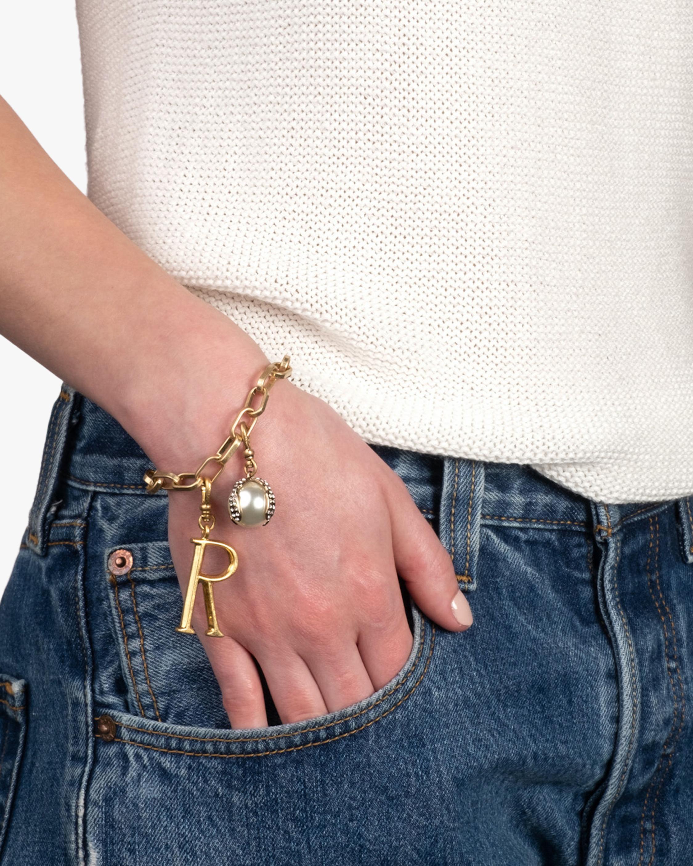 Lulu Frost Oval Link Bracelet 2
