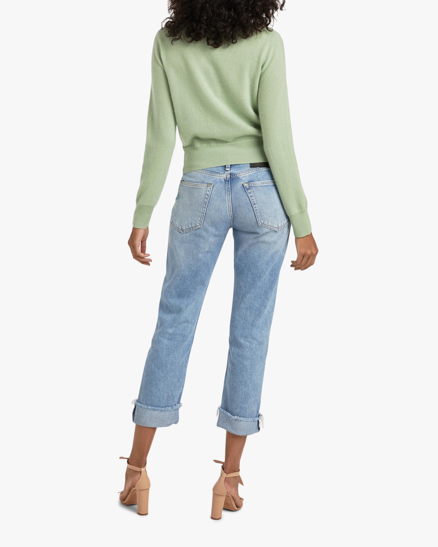 Naadam Cashmere Crewneck Sweater 2