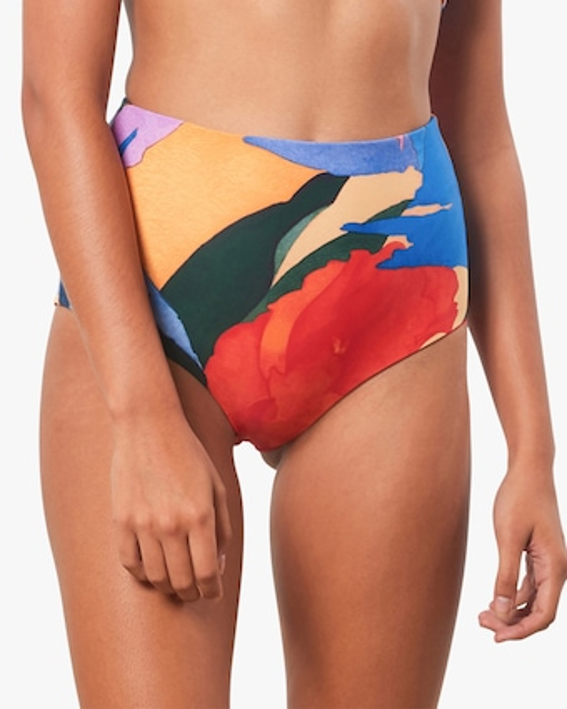Mara Hoffman Lydia Bikini Bottom 1
