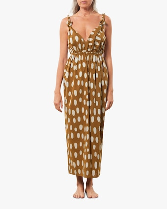 Mara Hoffman Calypso Maxi Dress 1
