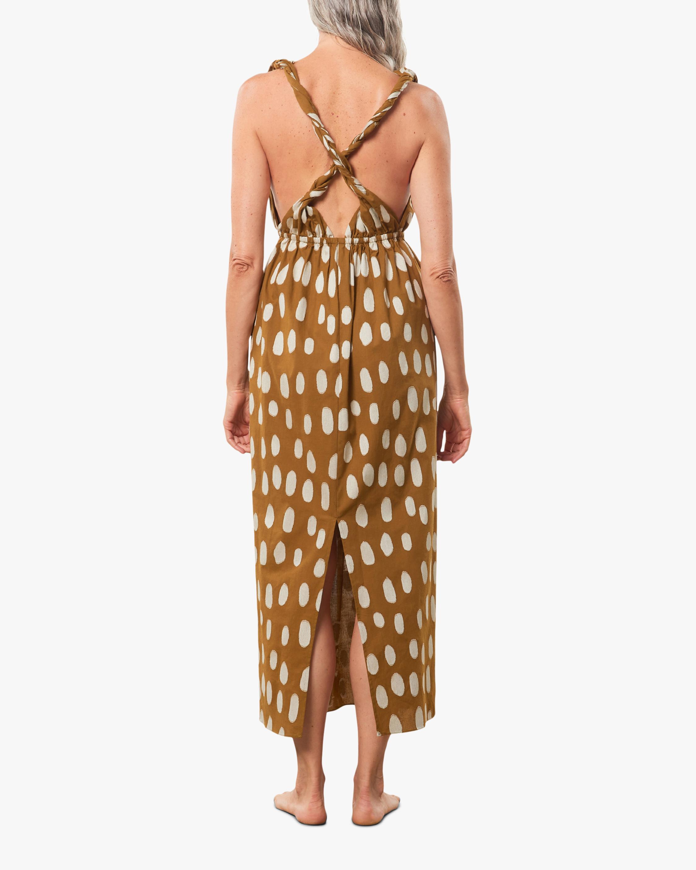 Mara Hoffman Calypso Maxi Dress 1