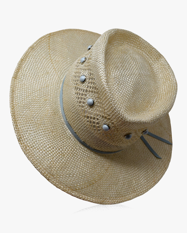 Georgia Crystal Straw Hat