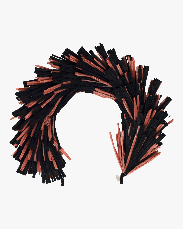 Raffia Straw Headband