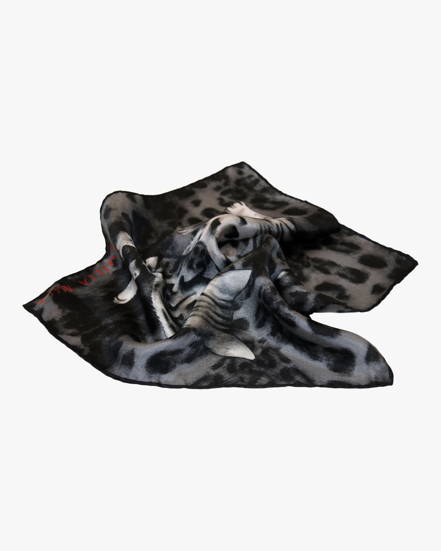Emilia Mala Petit Bengal Silk Scarf 1