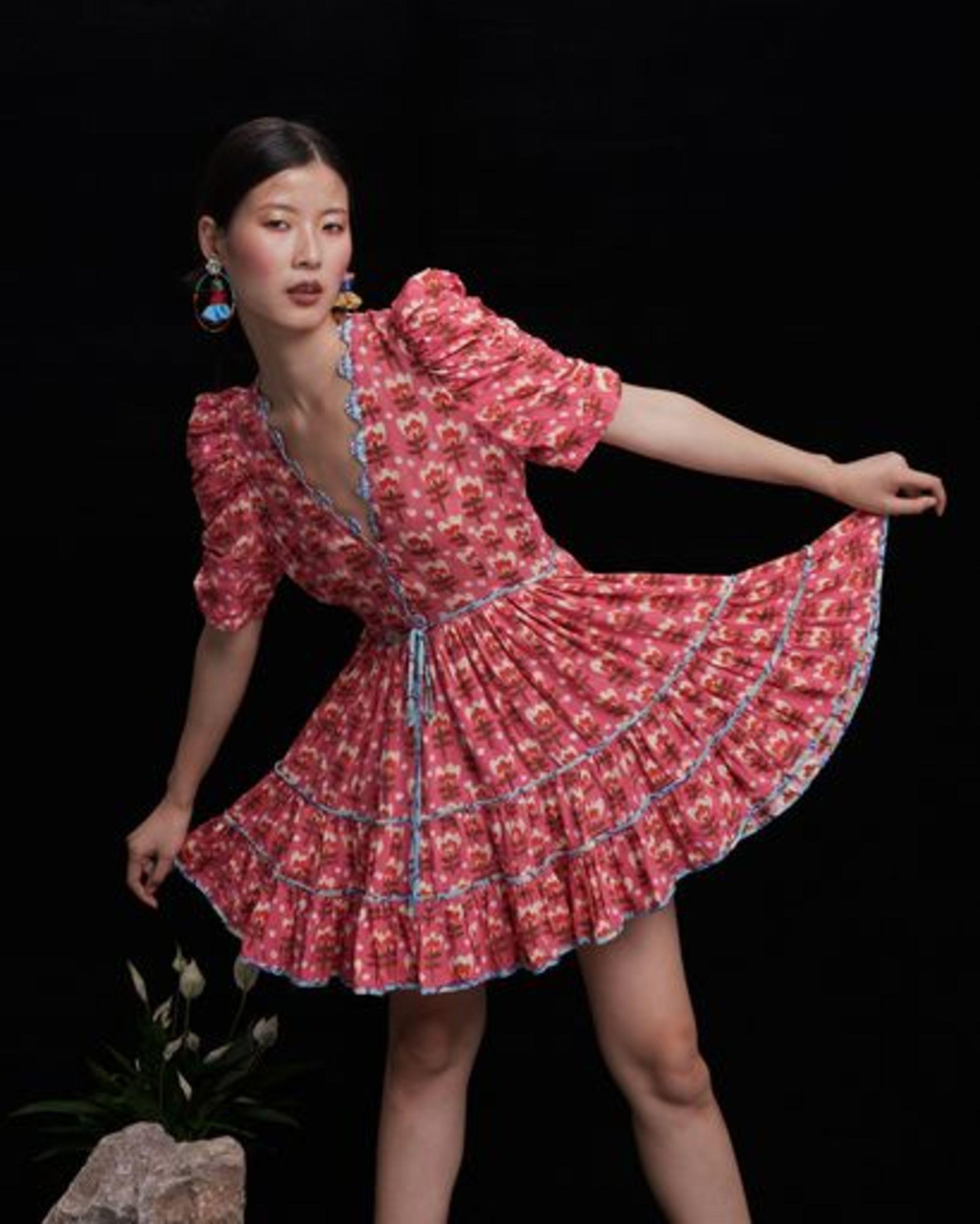 CeliaB Paradise Dress 0