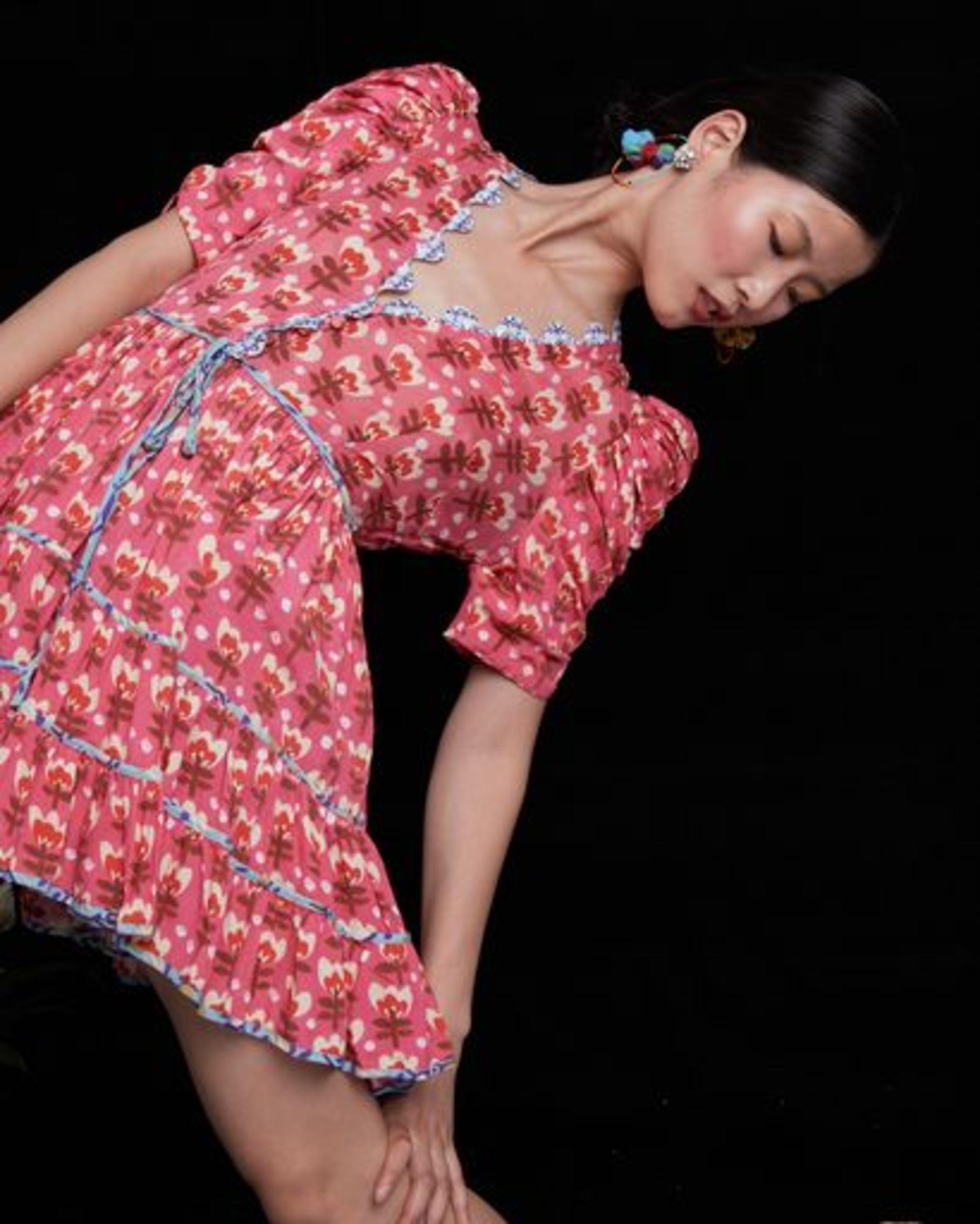 CeliaB Paradise Dress 1
