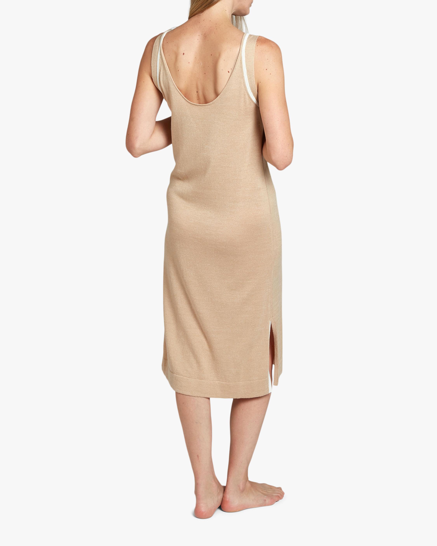 Oyun Low Back Slip Dress 3
