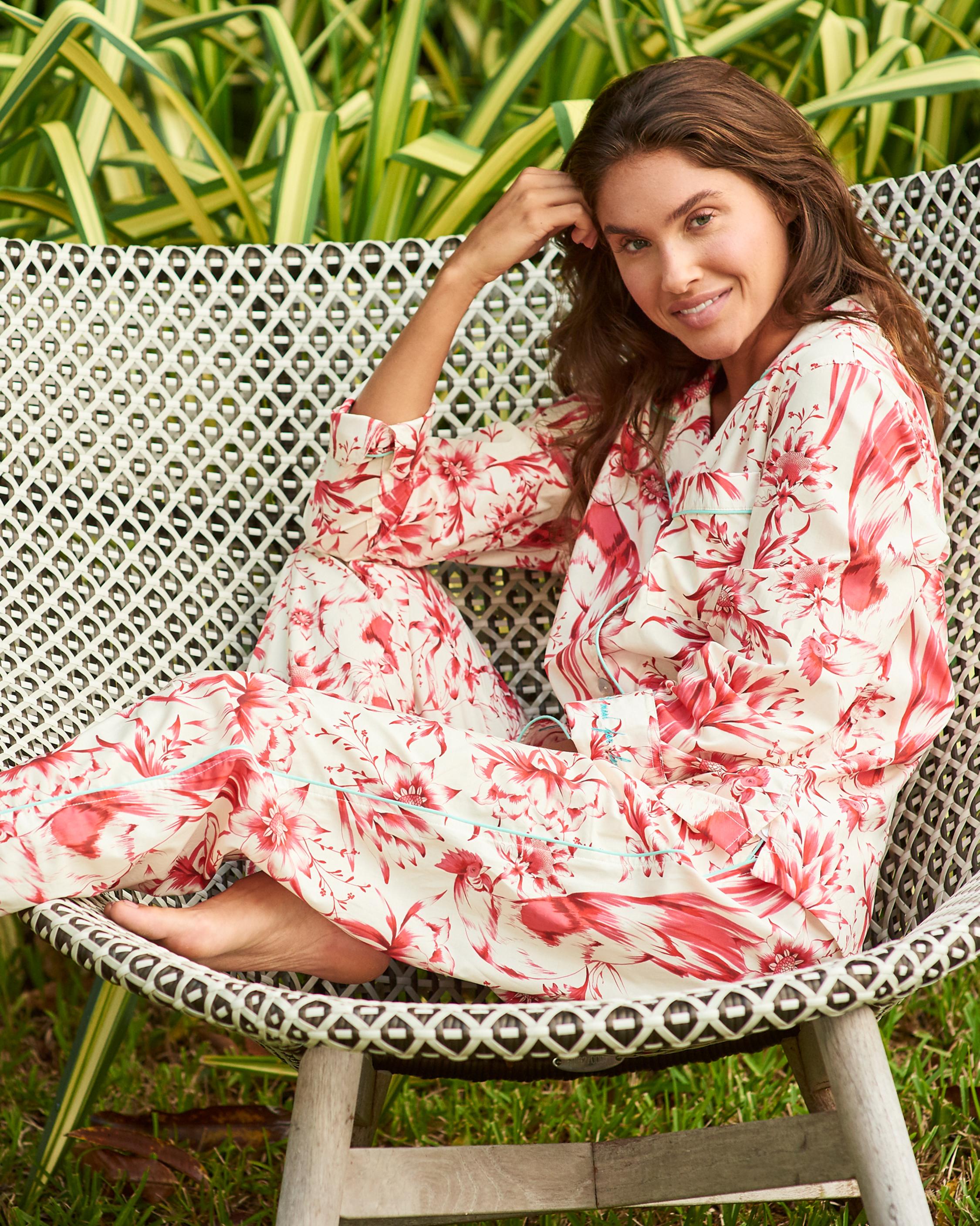 The Lazy Poet Emma Pajama Set 1