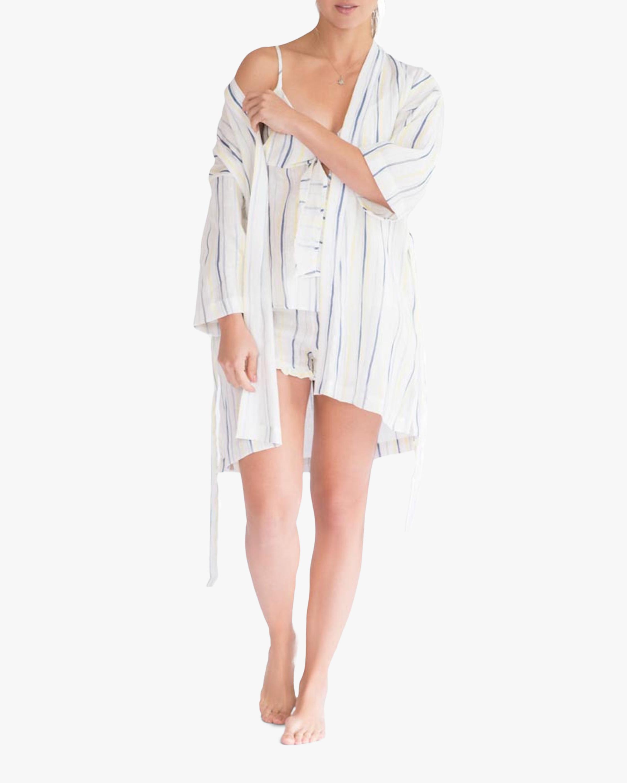 Lola Linen Robe
