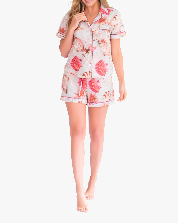 The Lazy Poet Nina Short-Sleeve Pajama Set 1