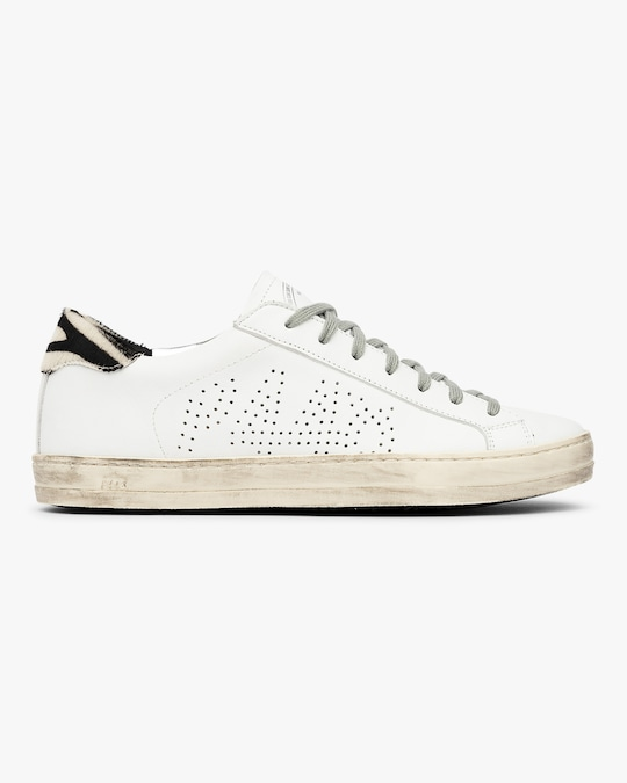 P448 John Zebra Sneaker 0