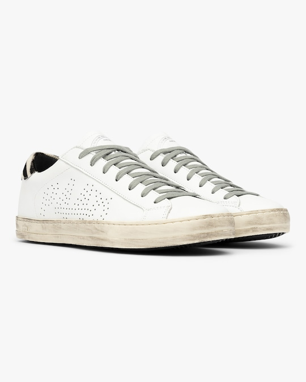 P448 John Zebra Sneaker 1