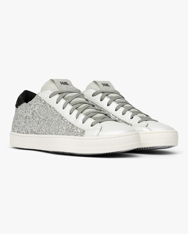 P448 John Silver Glitter Sneaker 1