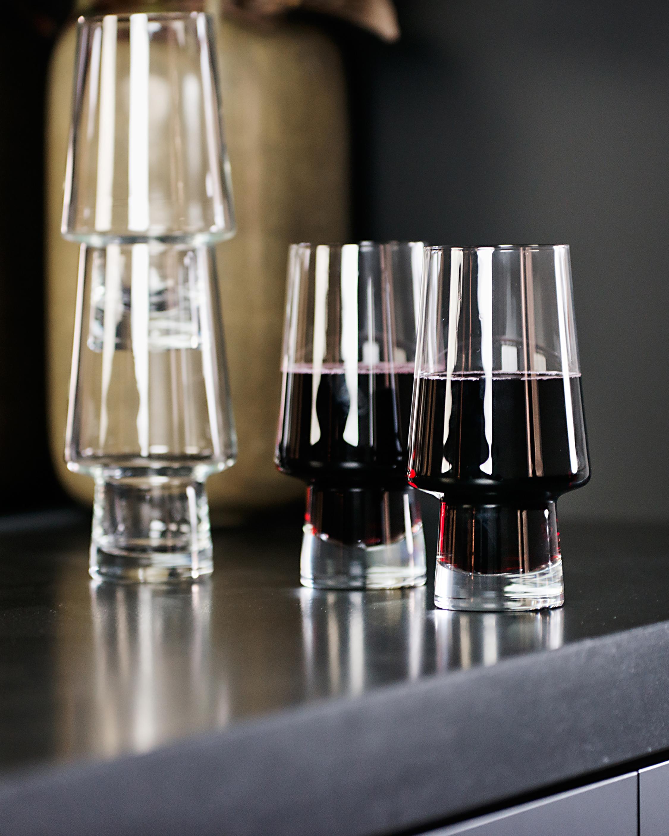 Magisso Pino Pint Glass Set of 2 1