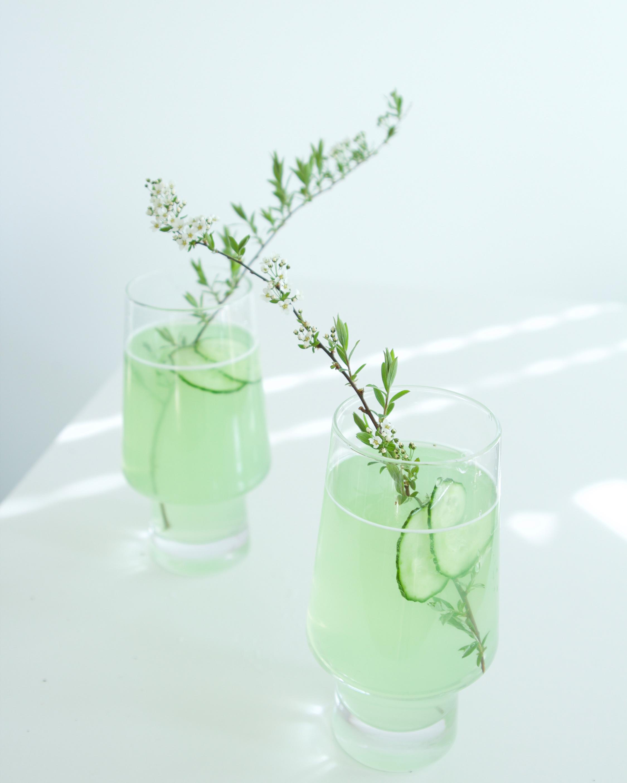 Magisso Pino Pint Glass Set of 2 3