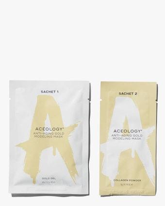 Anti-Aging Gold Modeling Mask