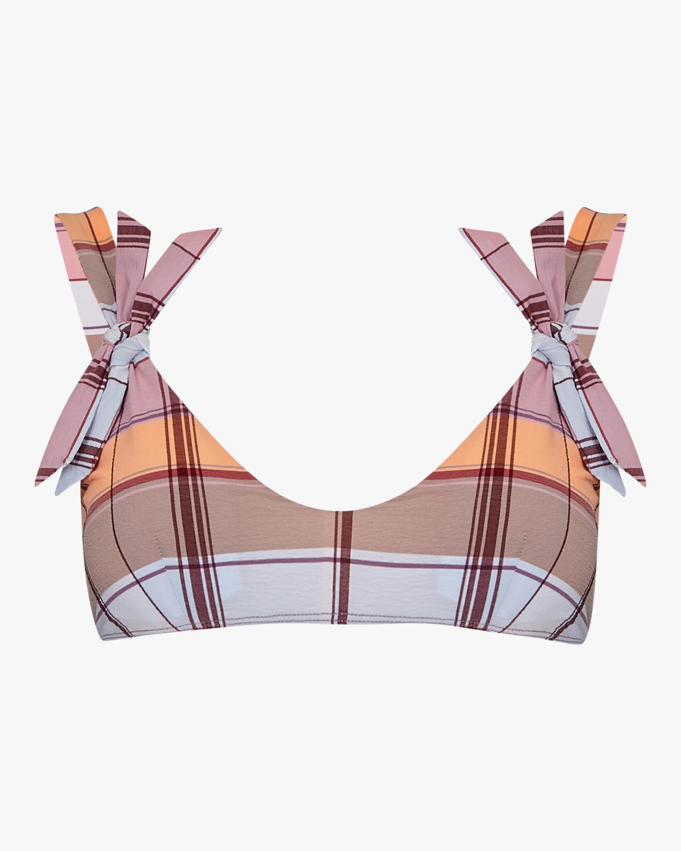 Paper London Lucia Bikini Top 0