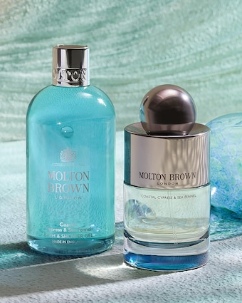 Molton Brown Coastal Cypress & Sea Fennel Fragrance Collection 2
