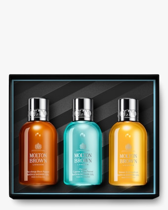 Woody & Citrus Collection Travel Gift Set