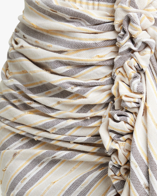 Just Bee Queen Tulum Wrap Hi-Low Skirt 3