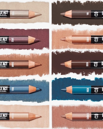 Eyeko Eyeko Double Act Eyeshadow Sticks 2