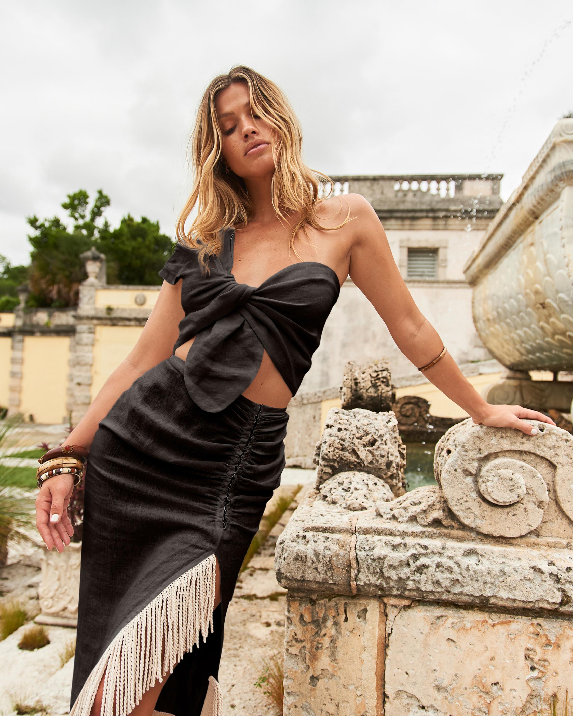 Just Bee Queen Mallorca Maxi Skirt 0