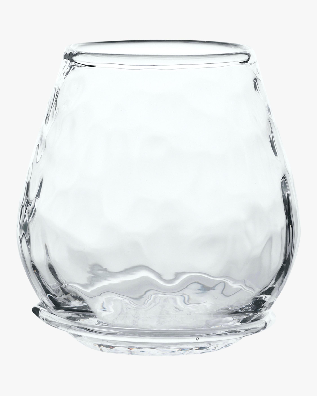 Juliska Carine Stemless Red Wine Glass 1