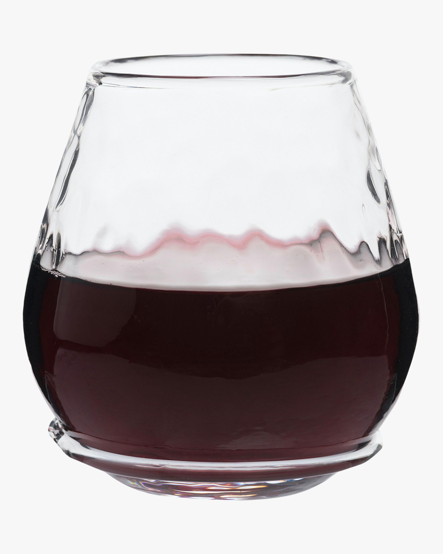 Juliska Carine Stemless Red Wine Glass 2