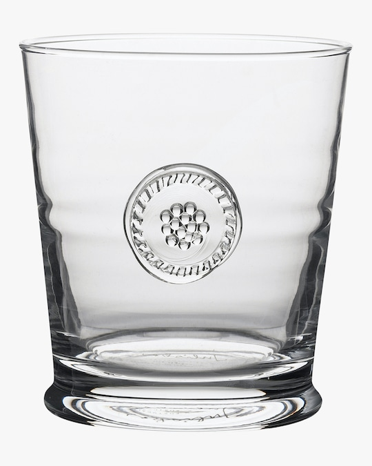 Juliska Berry & Thread Double Old Fashioned Glass 0
