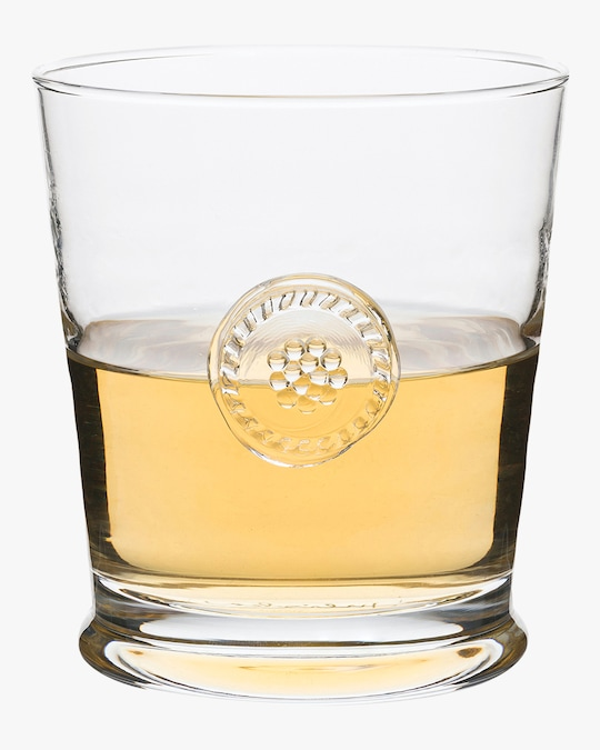 Juliska Berry & Thread Double Old Fashioned Glass 1