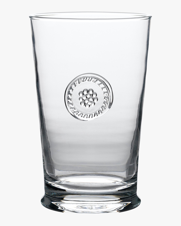 Juliska Berry & Thread Highball Glass 0