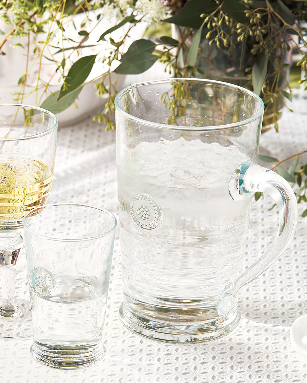 Juliska Berry & Thread Highball Glass 2