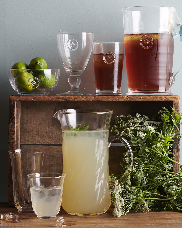 Juliska Berry & Thread Highball Glass 3