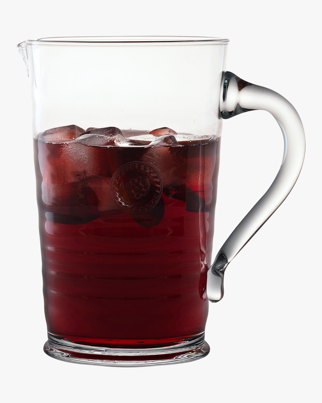 Juliska Berry & Thread Glass Pitcher 2